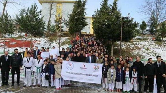 Kumru Gençlik, Kültür, Sanat Akademisi Projesi Açılış Töreni Yapıldı